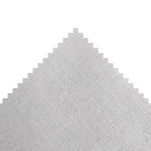 bookbinding fabric white gloss